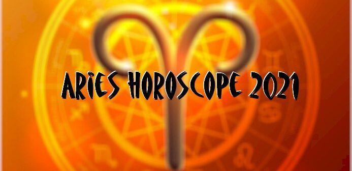 Aries Horoscope 2021