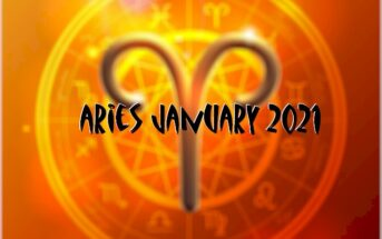 Aries ♈ January 2021 Horoscope