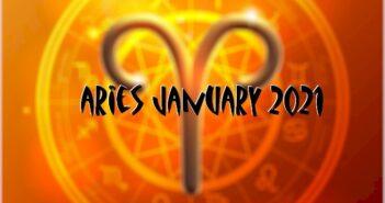 Aries ♈ January 2021 Horoscope