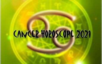 Cancer Horoscope 2021