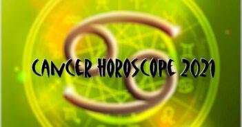 Cancer Horoscope 2021