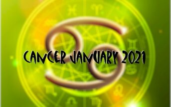Cancer ♋ January 2021 Horoscope