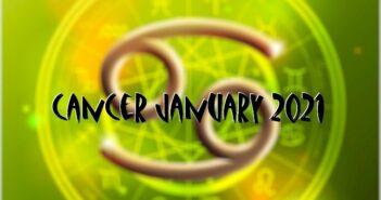 Cancer ♋ January 2021 Horoscope