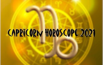 Capricorn Horoscope 2021