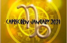 Capricorn ♑ January 2021 Horoscope