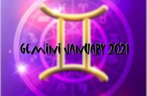 Gemini ♊ January 2021 Horoscope
