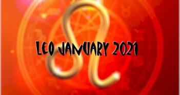 Leo ♌ January 2021 Horoscope