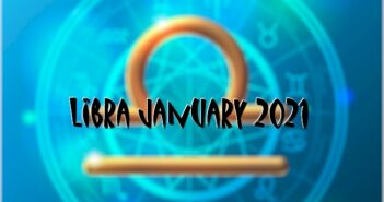 Libra ♎ January 2021 Horoscope