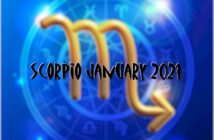 Scorpio ♏ January 2021 Horoscope