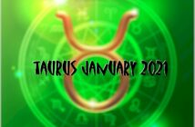 Taurus ♉ January 2021 Horoscope