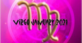 Virgo ♍ January 2021 Horoscope